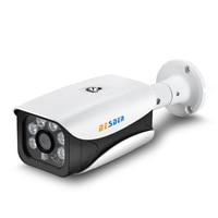BESDER Wide Angle 2.8mm Hi3516C IP camera 1080P 960P 720P Metal Waterproof IP67 Security CCTV Camera Motion Detect ONVIF P2P Surveillance Cameras
