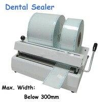 New Dental Sealer Medical Bag Sealing Machine Sterilization Bag Sealer/ Mouth/ Disinfecting Bag Sealing Machine