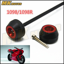 Free delivery For DUCATI 1098/1098R 2007-2012  CNC Modified Motorcycle drop ball / shock absorber