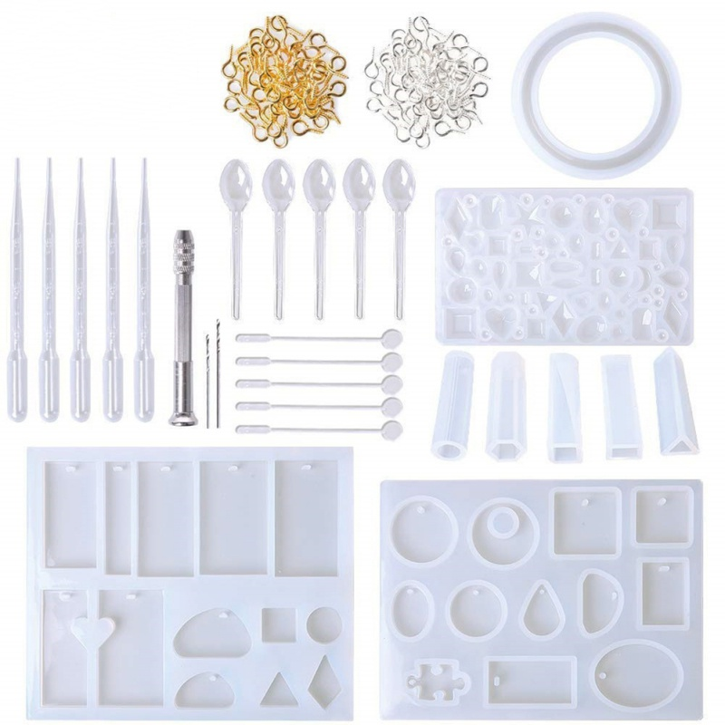 DIY ювелирное изделие браслеткулон литейные формы, силиконовые смолы ювелирные изделия DIY изготовления инструмент Крафта кулон серьги