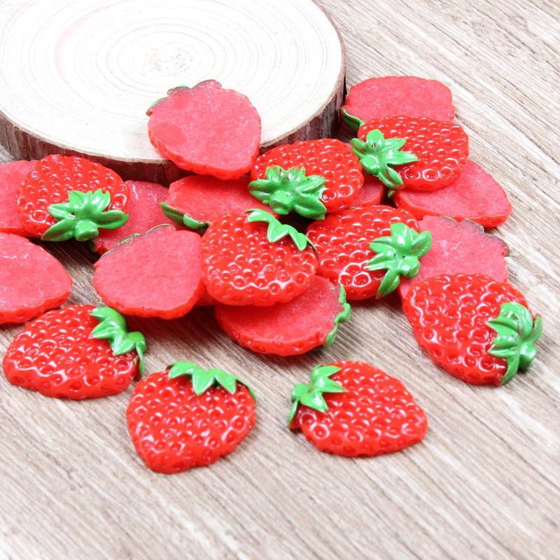 Popular strawberry kitchen decor buy cheap strawberry - How to slice strawberries for decoration ...