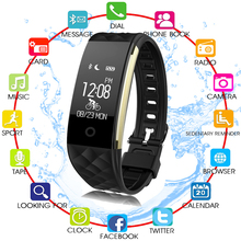 Sport S2 Smart Bracelet Band Bluetooth 4.0 Fitness Tracker Heart Rate Monitor Waterproof Smart Watch Men For IOS Android abay g8 sport bluetooth smart watch bracelet clock heart rate monitor fitness tracker support sim card ios android phone band