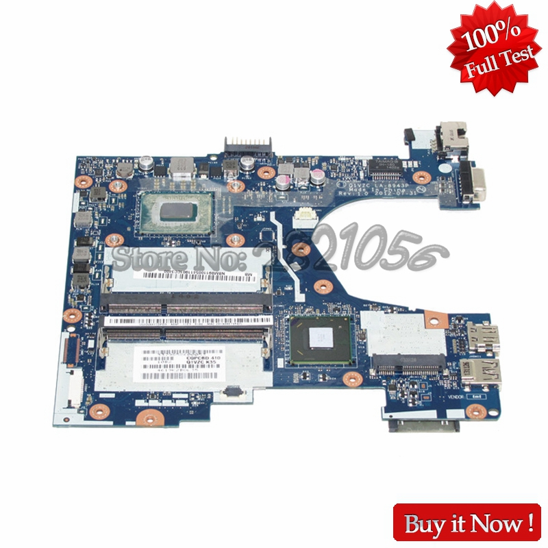 NOKOTION Q1VZC LA-8943P For acer aspire V5-131 V5-171 Laptop motherboard NBM8911005 NB.M8911.005 SR10A 1017U CPU nbmny11002 nb mny11 002 for acer aspire e5 511 laptop motherboard z5wal la b211p n2940 cpu ddr3l