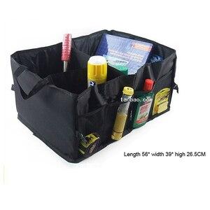 Image 5 - Folding Car Storage Box Trunk Bag Vehicle Toolbox Rear Boot Multi use Tools Tidy Organizer Shopping Bags