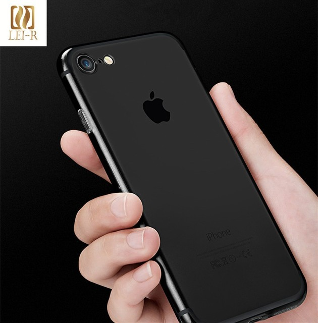half off ddb53 9b6af US $1.98 |For Apple iPhone 7 Case Slim Crystal Clear TPU Silicone  Protective sleeve for iPhone 7 plus cover cases on Aliexpress.com | Alibaba  Group