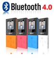 2017 New Bluetooth 4.0 MP3 RUIZU X18 Sport MP3 Player with 8G 100 Hours Standby High Quality Lossless Recorder FM Four Colors