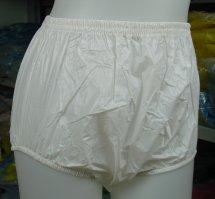 ADULT BABY Incontinence PLASTIC PANTS P005-1,Size:S / M / L / XL / XXL