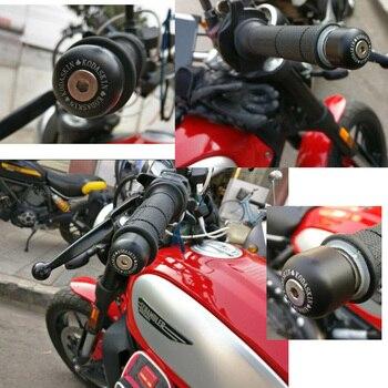 KODASKIN Motorcycle CNC Aluminum Handle Bar End Plug Hand Block for DUCATI SCRAMBLER Ducati Scrambler