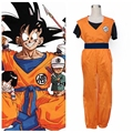 Dragonball Anime Son Goku Cosplay Traje de Halloween