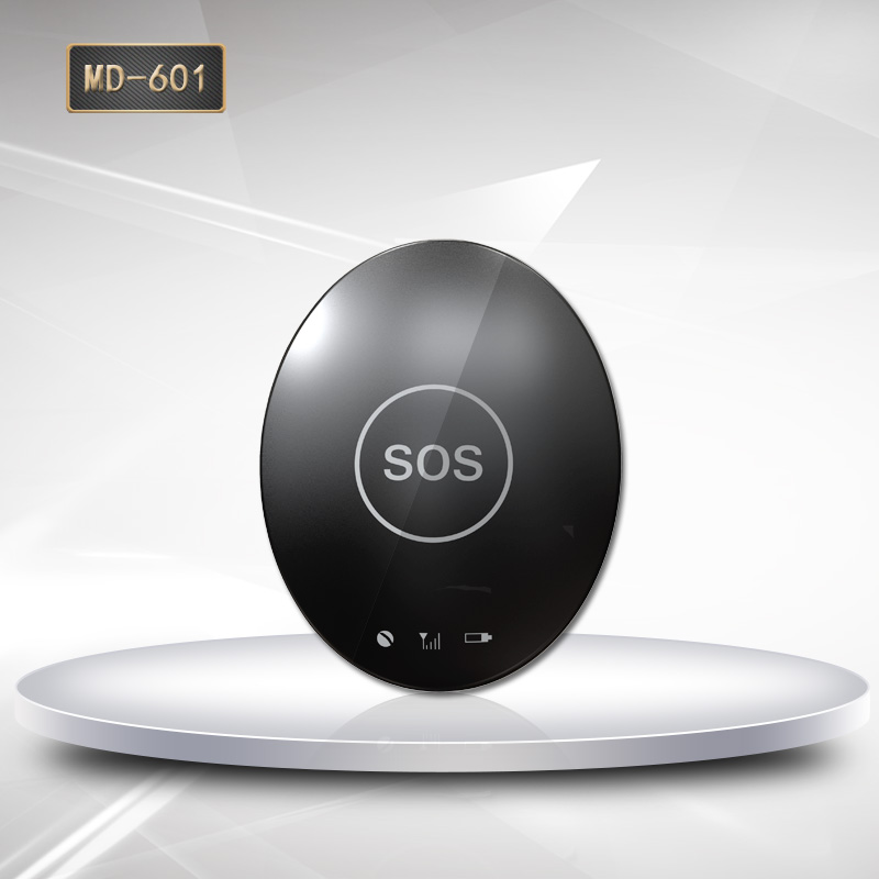 Rastreador GPS Super Mini y de moda con llamadas SOS por banda cuádruple GSM en todo el mundo y alarma remota y valla y configuración mediante aplicación móvil