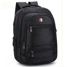 Hommes femmes sac à dos d'école mochila escolar Ordinateur Portable sacs à dos Travel15 Pouces Ordinateur Épaule sac à dos sacs Borse