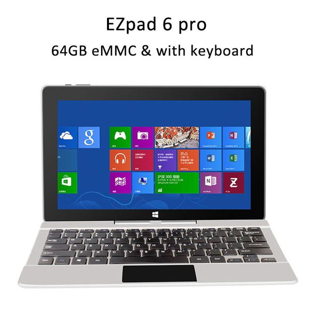 EZpad 6 Pro With KB