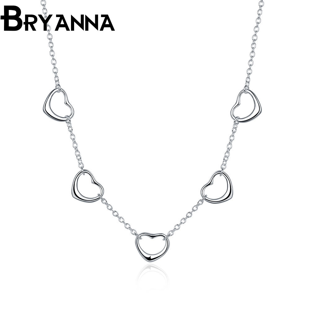 LB009 Fashion Metal Necklace Baby Teetining Necklace