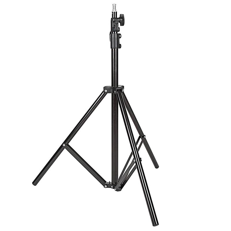 Petit support de lampe photographique trois pieds photo hangar boîte à lumière flash support de lumière CD50