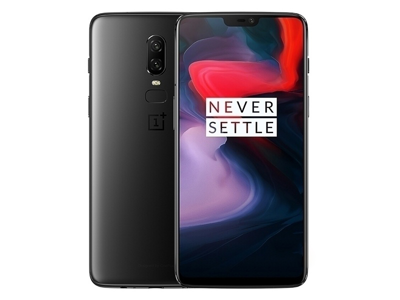 "New Original Unlock Global Version Oneplus 6 Mobile Phone 4G LTE 6.28"" 8GB RAM 128GB Dual SIM Card Snapdragon 845 Android Phone"