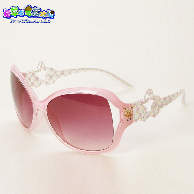 Sunglasses male female child anti-uv sunglasses p1110