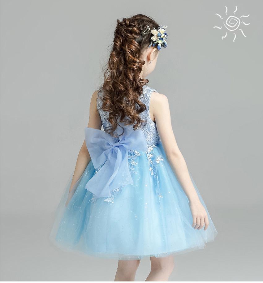 Dress 2-8y Girl Pulau 10
