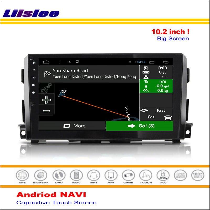 liislee car android gps navigation system for nissan. Black Bedroom Furniture Sets. Home Design Ideas