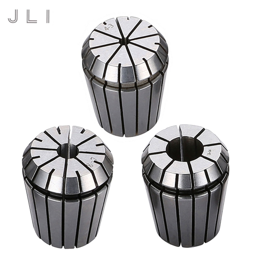 JLI 3 pcs ER32 Collet Set Chuck Holder 2-20mm For CNC Milling Lathe Spindle Motor EngravinGrindingMillingBoringDrillingTapping jli vol 06