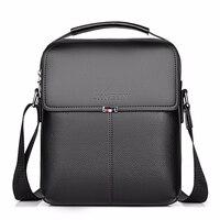 NEW brand Business briefcase handbags Shoulder Bag Leather Men Crossbody Bags For Men Casual High Quality Messenger travel bags