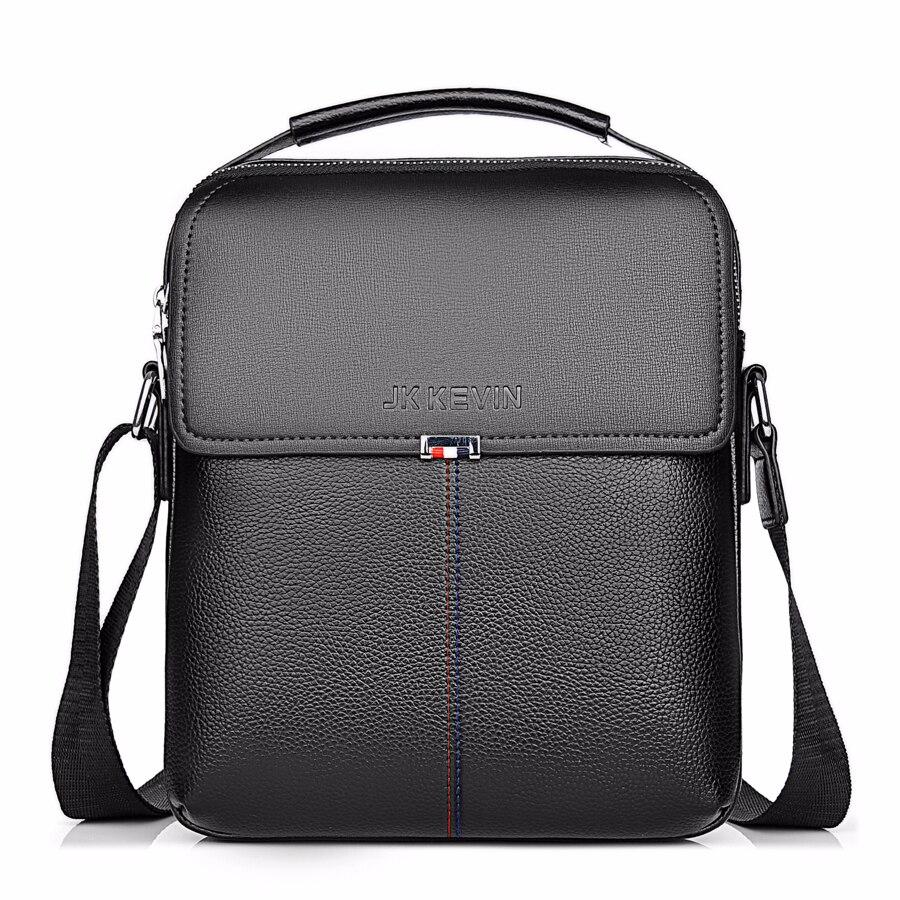Nouvelle marque mallette d'affaires sacs à main sac à bandoulière en cuir hommes sacs à bandoulière décontracté haute qualité Messenger sacs de voyage