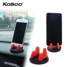 KOSOO Sticking Mount Car Holder For Mazda Nissan Opel Peugeo