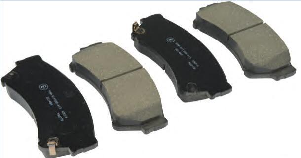 GSYD-33-23Z   brake pads  MAZDA  6