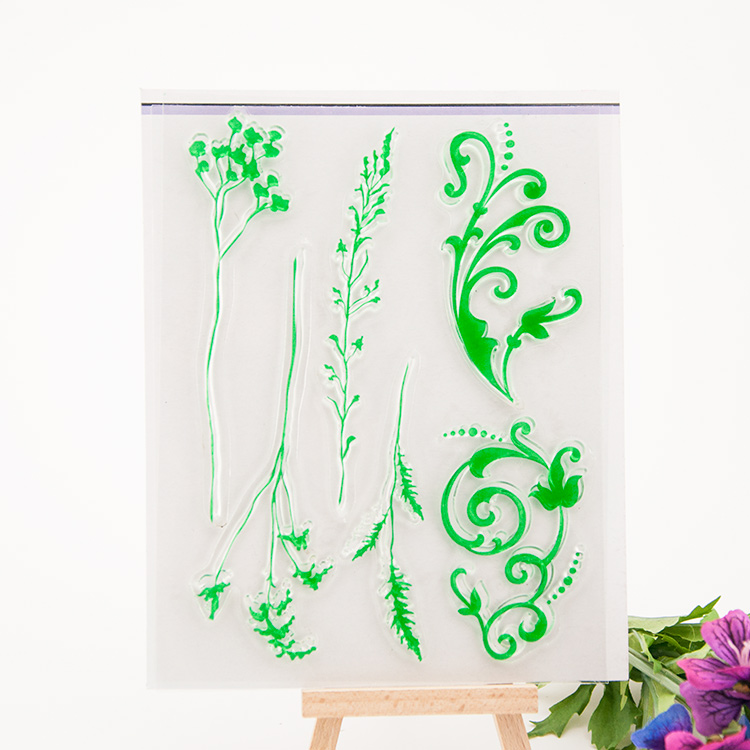 Flowers and trees branches gift Clear stamp clear Scrapbook DIY photo cards account rubber stamp transparent cartoon seal abm sharif hossain and fusao mizutani dwarfing peach trees grafted on vigorous rootstocks