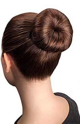1 Pcs 5 5in X Large Hair Bun Donut Maker Ring Style Bun Women Chignon Donut Buns Doughnut Shaper Hair Bun Maker Thick Long Hair Styling Accessories Aliexpress