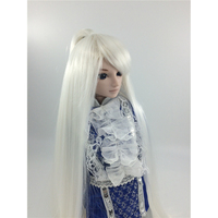 Cateleya BJD SD wig 100% high temperature fiber cute long hair big wave micro roll 1/3 1/4 1/6 1/8 21 colors