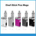 Оригинал Eleaf iStick Пико Мега ТК Комплект Электронной сигареты 80 Вт Пико Мега коробка с 4 мл Мело III 3 Распылитель iStick Пико Mega Mod испаритель