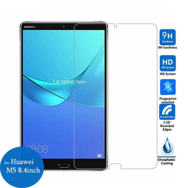 Tempered Glass For Huawei MediaPad M5 8 8.4 inch Screen Protector 9H Protective Film On M 5 SHT-AL09 SHT-W09 SHT AL09 W09Tempered Glass For Huawei MediaPad M5 8 8.4 inch Screen Protector 9H Protective Film On M 5 SHT-AL09 SHT-W09 SHT AL09 W09