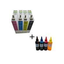 T1811 T1816 18XL Refillable cartridge for Home  XP 30 102 302 402 202 305 205 212 405 312 412 415 215 Printer + 400ml dye ink