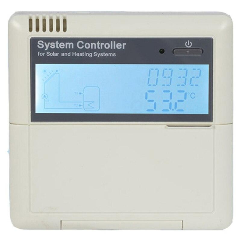 100-240V Sr81 (Sr868C8) contrôleur de chauffe-eau solaire régulateur de température contrôleur solaire régulateur thermique