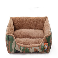 New pet nest nest cat dog Camo special sofa bed real pet cat mat