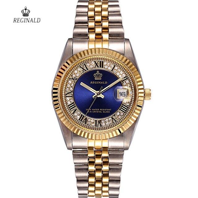 Luxury Brand NEW Wrist Watch Women Crystal Quartz Watch New With Tag relogio fem