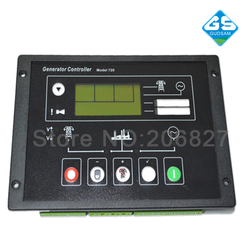 DSE720 Deep Sea Controller for Generator Set DSE 720 free shipping deep sea generator set controller module p5110 generator control panel replace dse5110