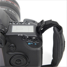 Universal SLR Wrist Strap Oval Wrist Strap Camera Hand Belt Soft Wrist Band For Sony Nikon Panasonic SLR Camera