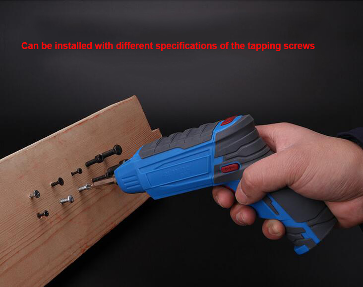 HTB1O16VRFXXXXb apXXq6xXFXXXw - BAIJUSHOU Brand Home Use Electric screwdriver Rechargeable screwdriver