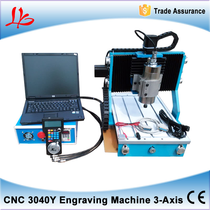 800w cnc machine water cooling engraving machine 3040Y cnc milling machine for metal wood pcb, free tax to Russia eur free tax cnc 6040z frame of engraving and milling machine for diy cnc router