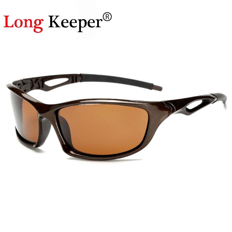 06f98cfe1c2e 2017 Polarized Night Vision Glasses Men Top Quality Male Sunglasses Fishing  Sports Eyewear Brand Design UV400