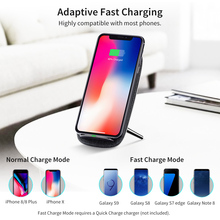 ESR Wireless Charger Qi Wireless Charging Stand for Smartphone
