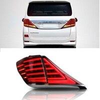 Экстерьер авто лампы светодиодный сзади задний свет подходит для TOYOTA Alphard Vellfire 2007 2013 задний фонарь в сборе