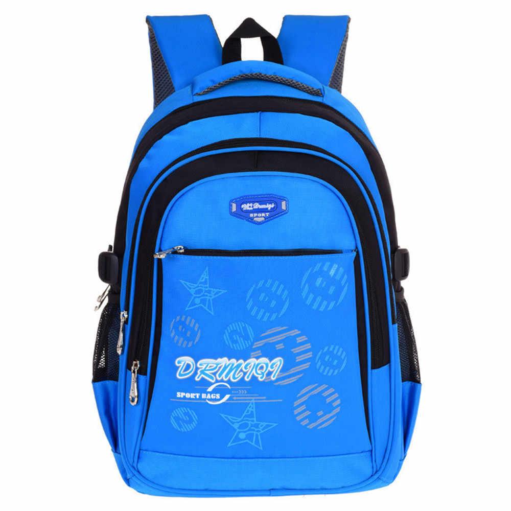 d5e0f86f6d1c ... Children School bags Orthopedic Backpack schoolbags kids travel  backpack school Backpack Boys Girls Casual Rucksack ...