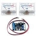 2 шт. P-55 VU метр головка аудио дБ измеритель уровня силовой усилитель труба DAC измеритель звукового давления w/1 шт. TA7318P VU измеритель платы драй...