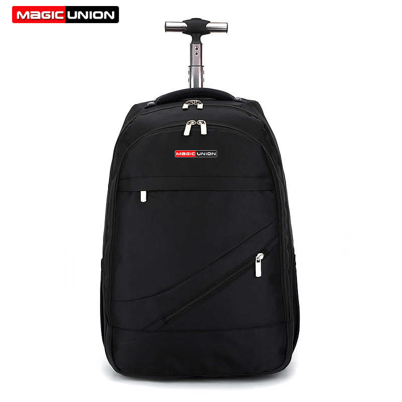 f8ad8a8ab652 MAGIC UNION Children School Bags boy Backpacks Brand Design Teenagers Best  Students Travel Usb Charging Waterproof
