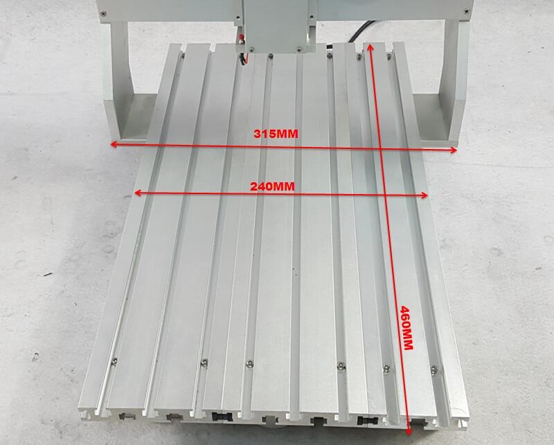 """Pigi kaina """"pasidaryk pats"""" CNC maršrutizatoriaus rėmo tekinimo - Medienos apdirbimo įranga - Nuotrauka 2"""