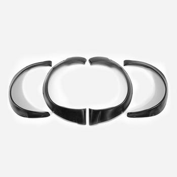 Car Accessories TUCKIN Style FRP Fiber Glass Front & Rear Fender Fiberglass Wheel Arch Flare Body Kit For Mazda MX5 NA Roadster