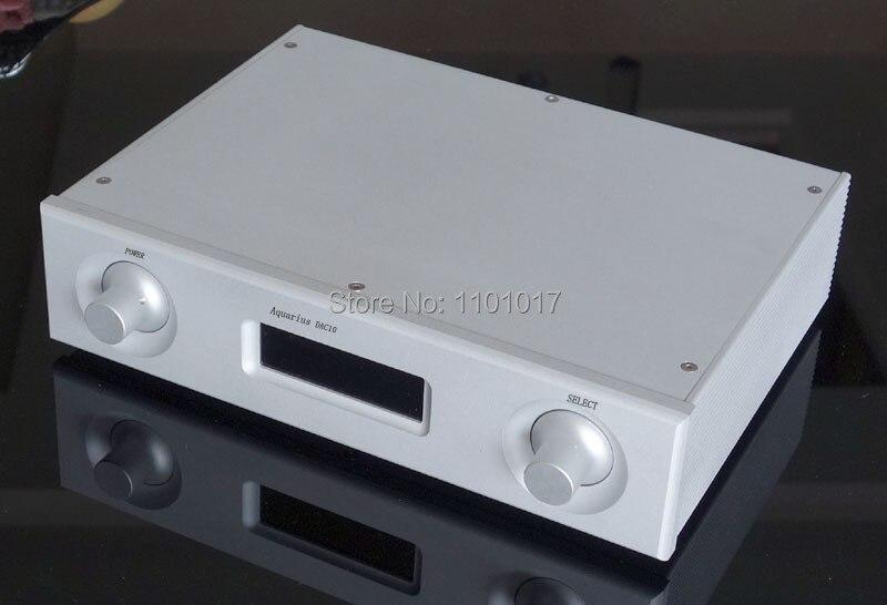 Weiliang Breeze Audio Aquarius DAC10 DAC AK4495SEQ & XMOS USB coaxial optical decoder HIFI EXQUIS