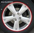 car wheel tire sticker Reflective rim tape for Toyota wish mark x supra gt86 4runner avensis Camry RAV4 Prado